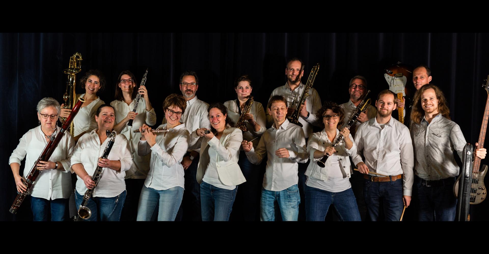 Het orkest voor de betere amateur.
